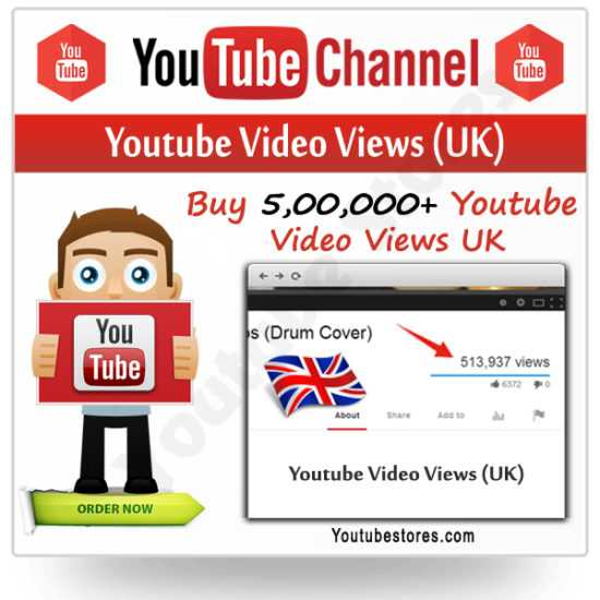 Uk Youtube Video Views